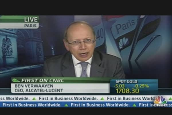 CEO Grilled After 30% Stock Drop