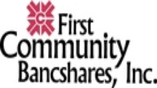 First Community Bancshares, Inc. Logo