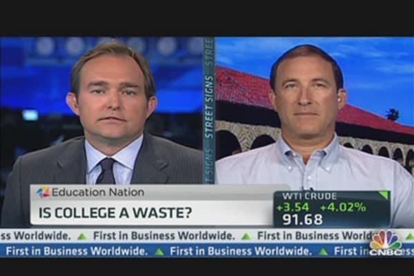 Is College a Waste?