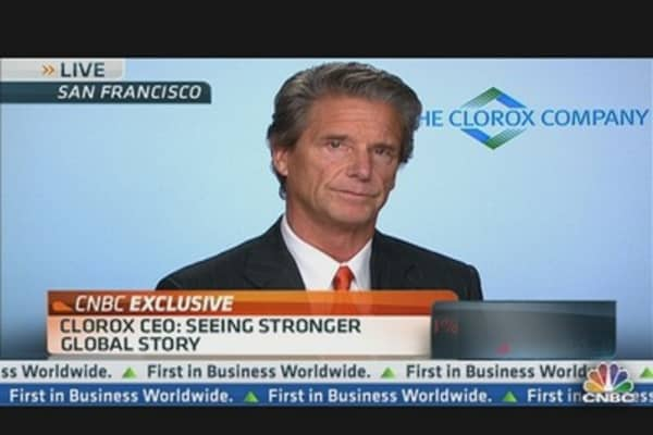 Clorox CEO: Our Brands Headed to Jersey to Help