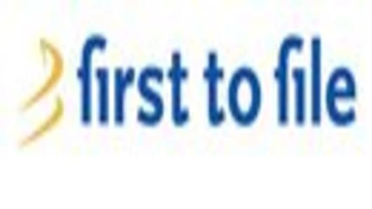 First To File Logo