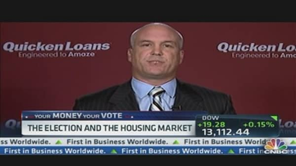 Quicken Loans CEO Touts Home Affordability