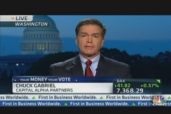 Obama Better For Bonds, Romney For Stocks: Expert