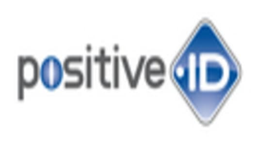 PositiveID Corporation Logo