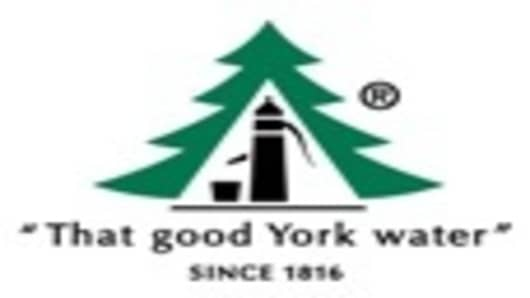 York Water Company Logo