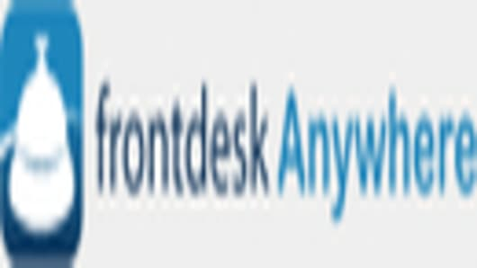 Frontdesk Anywhere Logo
