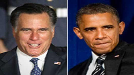 Romney Still Trails Obama in 2 Key Swing States: Polls