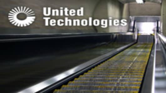 United Tech Earnings Beat, but Strong Dollar Hits Sales