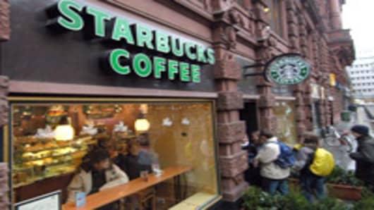 UK Tax Story 'Sensationalized': Starbucks CEO
