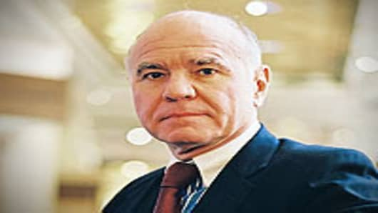 West in a 'Colossal Mess' in Five to 10 Years: Marc Faber