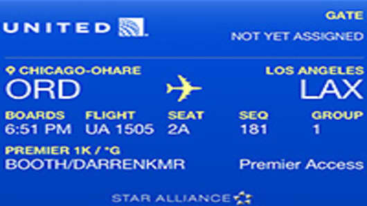 Review: Apple's 'Passbook' for Boarding Passes Disappoints