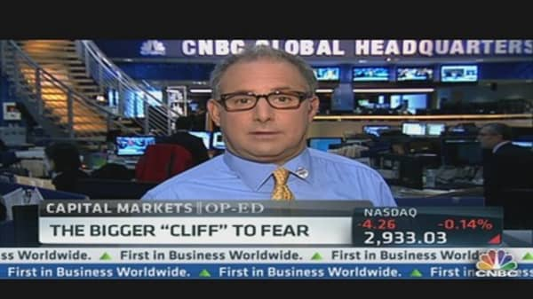 There's a Bigger 'Cliff' to Fear
