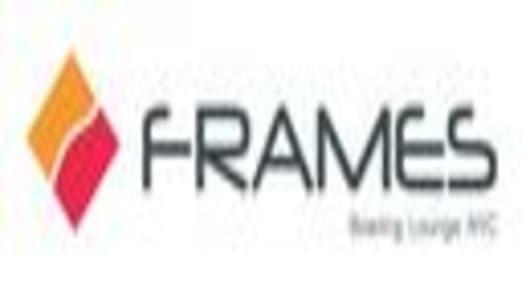 Frames Bowling Lounge Logo
