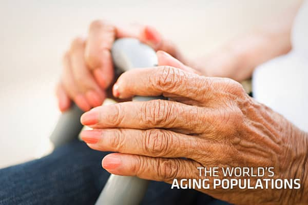 Countries With Aging Populations
