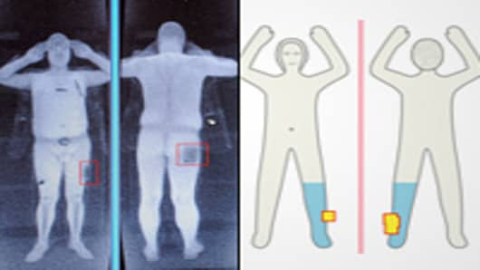 Major Airports to Remove Invasive X-ray, Body Scanners