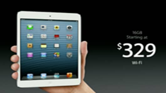 Apple Unwraps iPad Mini Along With New, Full-Sized iPad