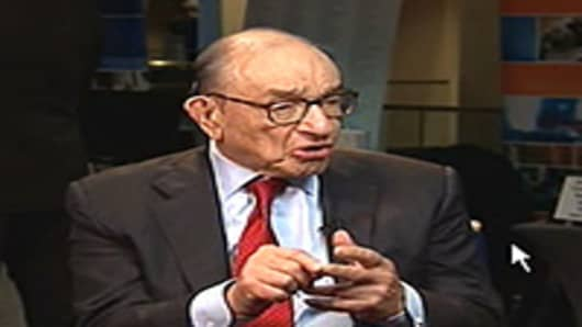 'I'm Quite Concerned About Fiscal Cliff': Greenspan