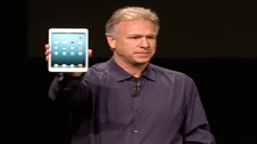 Live Blog: Apple's iPad Mini Will Start at $329