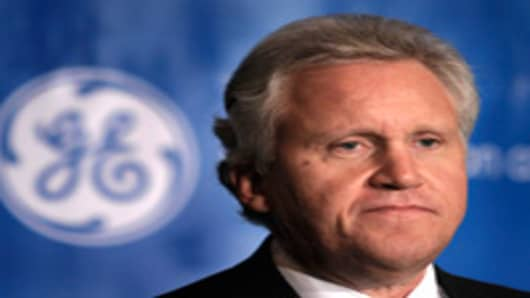 'Get It Done,' Immelt Tells DC on Fiscal Cliff Fix