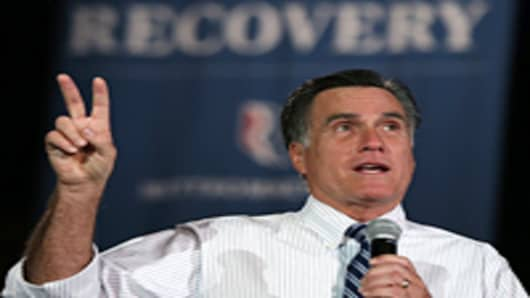 Wall Street Gaming Romney Win: 'Trillions at Stake'