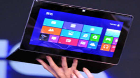 Microsoft Officially Unveils Windows 8
