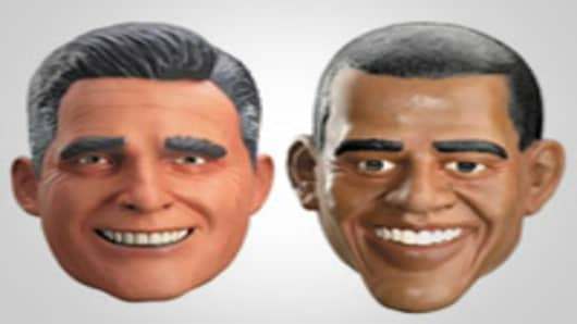 Scary Indicator II: Who's Ahead Now—Obama or Romney?