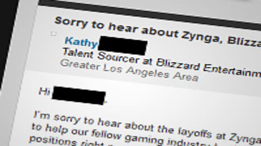 Soon-to-Be Ex-Zynga Employee Receives Gutsy Email