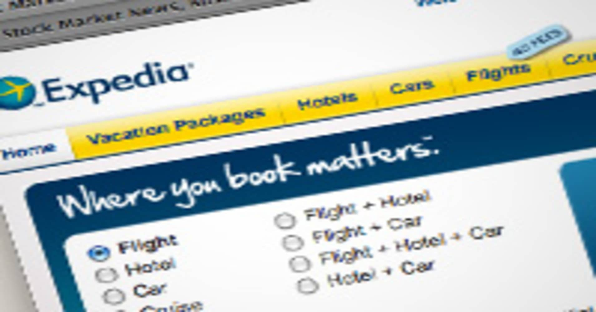 Expedia Warns Of Lower Hotwire Profit
