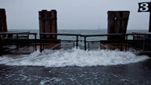 Watch the Hurricane Sandy Webcams