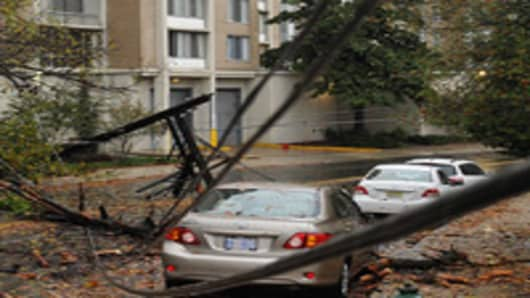 Sandy Wreaks Havoc, Economic Impact Not Yet Clear