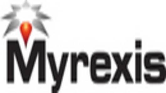 Myrexis logo