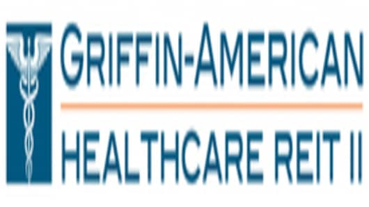 Griffin-American Healthcare REIT II Logo
