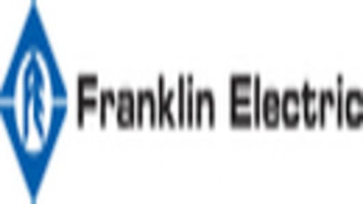 Franklin Electric Co., Inc. Logo