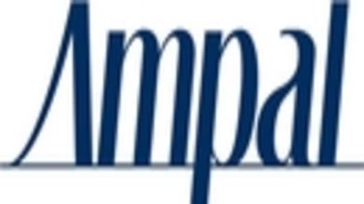 Ampal-American Israel Corporation Logo