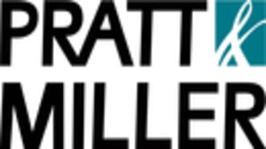Pratt & Miller Engineering Logo