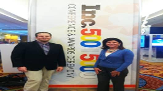 PDA representatives attend Inc 500|5000 conference