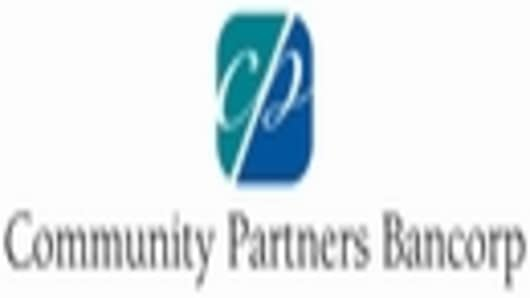 Community Partners Bancorp Logo