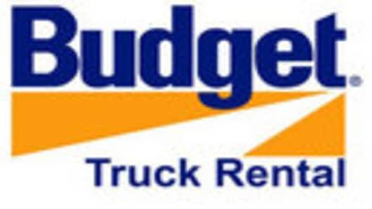 Budget Truck Rental Logo