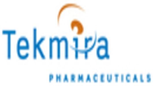 Tekmira Pharmaceuticals Logo