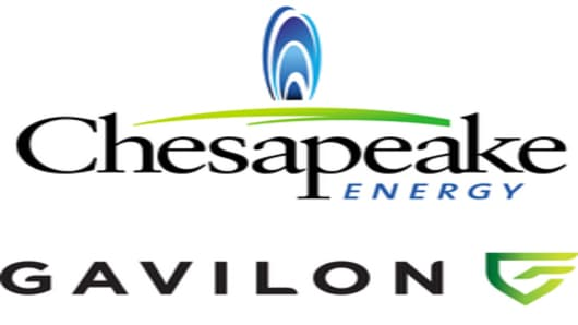 Chesapeake Energy + Gavilon Logos