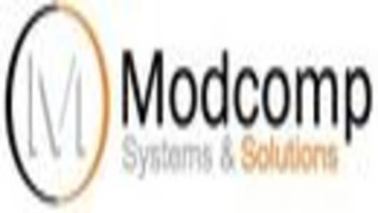 Modcomp logo