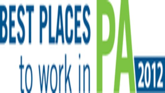 Best Places to Work in PA 2012 Logo