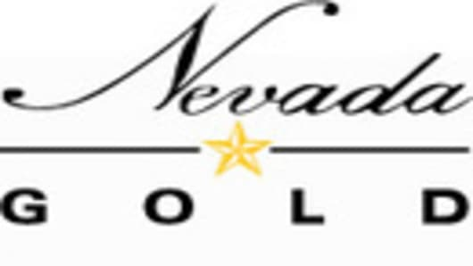 Nevada Gold Logo