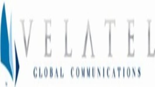 VelaTel Global Communications Logo