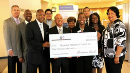Business Assistance Center Receives $30K Grant