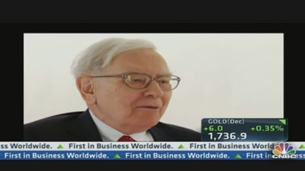 Off the Cuff With Warren Buffett