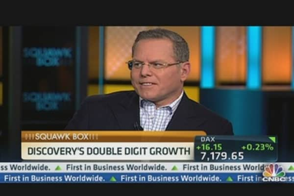 Discovery CEO on Building a Successful Cable Business