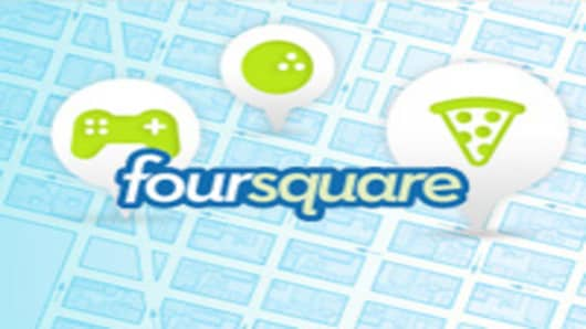 Can't Find the Polls? Foursquare Has an App for That