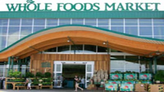 Whole Foods Earnings, Revenue Jump, but Stock Falls