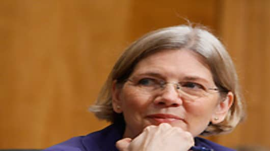 Three Cheers for Elizabeth Warren, Our First Blogger Senator